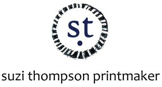 Suzi Thompson Printmaker Logo